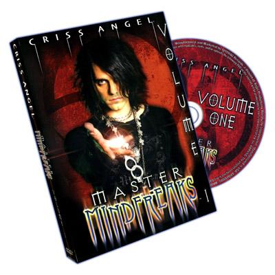Mindfreaks 1 DVD Criss Angel (DVD369)