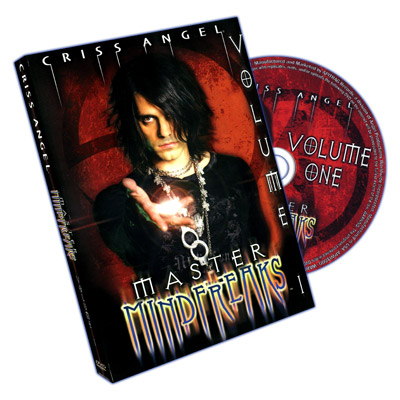 Mindfreaks 1 DVD Criss Angel (DVD369)