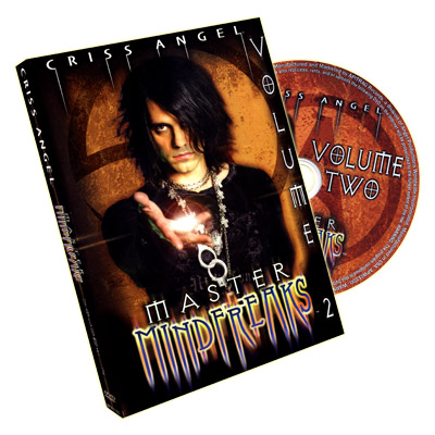 Mindfreaks 2 DVD Criss Angel (DVD370)