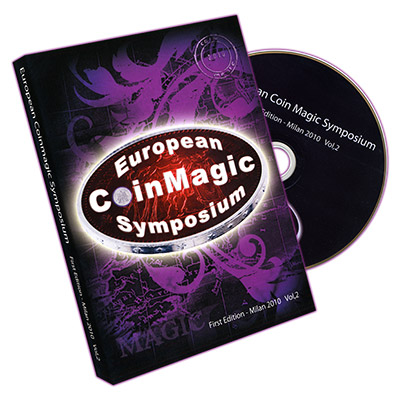 Coinmagic Symposium 2010 Vol. 2  DVD (DVD643)