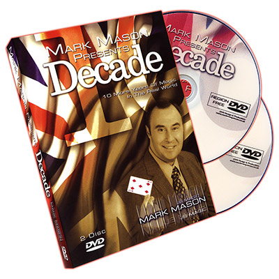 Decade DVD-Set (DVD514)
