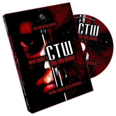 Card Thru Window DVD David Forrest (DVD386)
