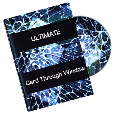 Ultimate Card Thru Window DVD (DVD298)