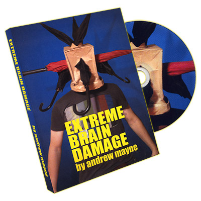 Extreme Brain Damage DVD (DVD580)