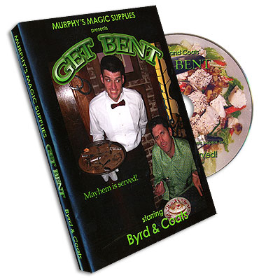 Get Bent DVD (DVD275)