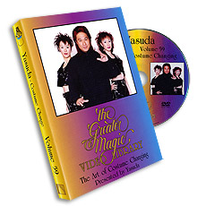 The Art of Costume Changing DVD (DVD270)
