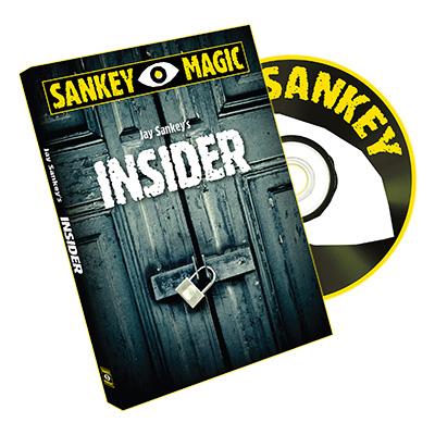Insider Trick & DVD (DVD597)