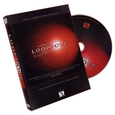 Loophole DVD (DVD538)