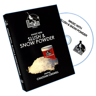 Magic With Slush and Snow Powder Dvd (DVD660)