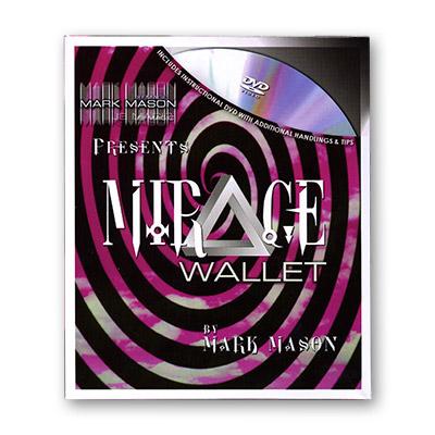 Mirage Wallet met DVD (2804)