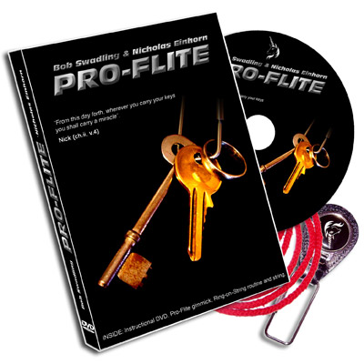 Pro-Flite by Nicholas Einhorn and Robert Swadling (DVD736)