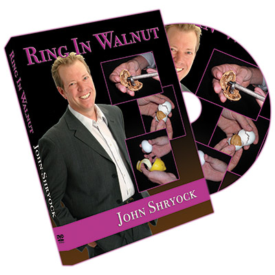 Ring in Walnut DVD John Shyrock (DVD593)