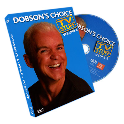 Dobsons Choice TV Stuff 2 DVD (DVD380)