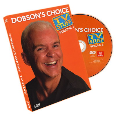 Dobsons Choice TV Stuff 3 DVD (DVD381)