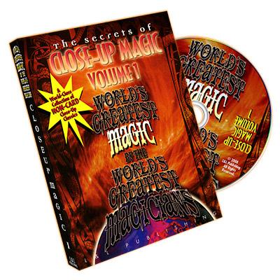WGM Close Up Magic 1 DVD (DVD442)