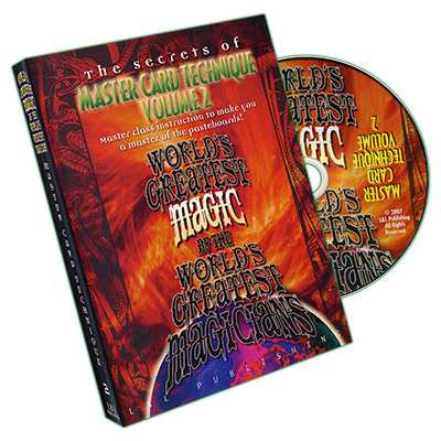 WGM Master Card Technique 2 DVD (DVD408)
