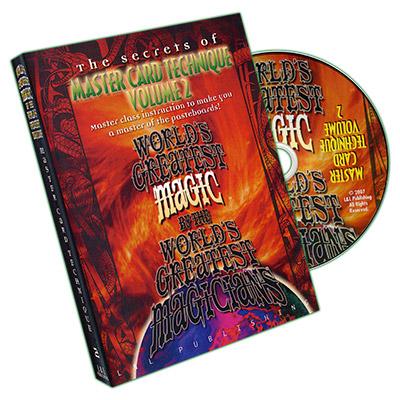 WGM Master Card Technique 2 DVD (DVD408)