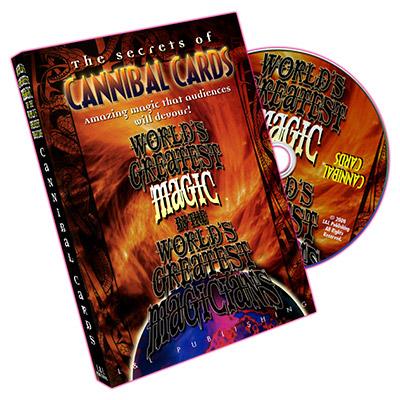 WGM Cannibal Cards DVD (DVD466)