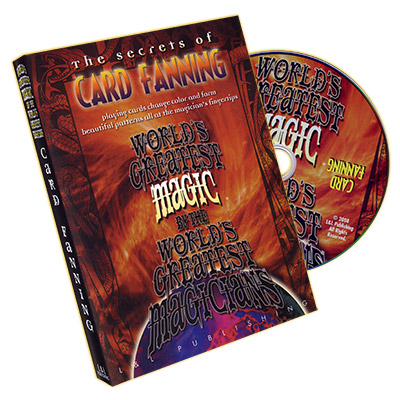WGM Card Fanning DVD (DVD482)