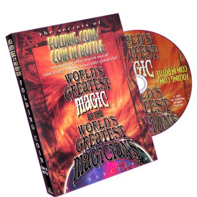 WGM Folding Coin (DVD371)