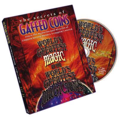 WGM Gaffed Coins DVD (DVD311)
