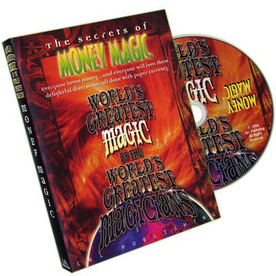 WGM Money Magic DVD (DVD339)