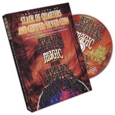 WGM Stack of Quarters DVD (DVD348)