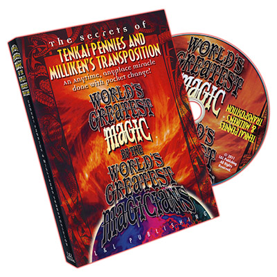 WGM Tenkai Pennies DVD (DVD622)