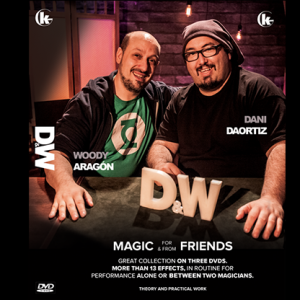 D & W (Dani and Woody) by Grupokaps (DVD1001)