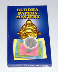 Buddha Papers Mystery & Video (1480)