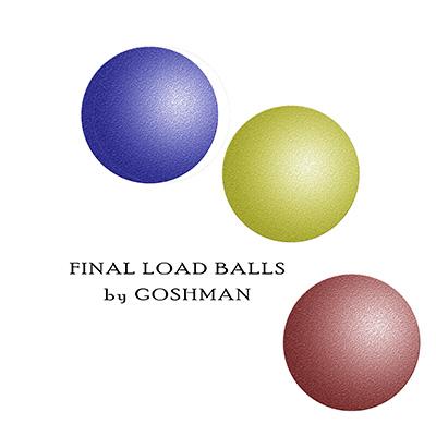 Final Load Balls (3030)