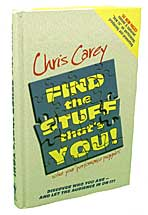 Find the Stuff That's You Boek (B0256)