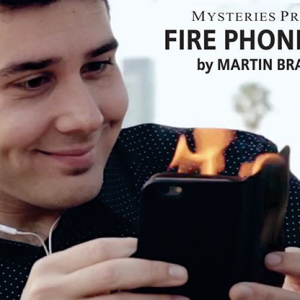 Fire Phone Case Regular Size by Martin Braessas (4987)