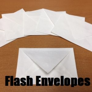 Flash Enveloppen / Flash Envelopes (4969)