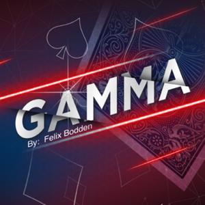Gamma by Felix Bodden and Agus Tjiu (4894)