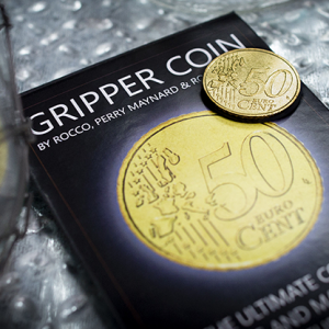 Gripper Coin 50 Eurocent Single by Rocco Silano (4725)