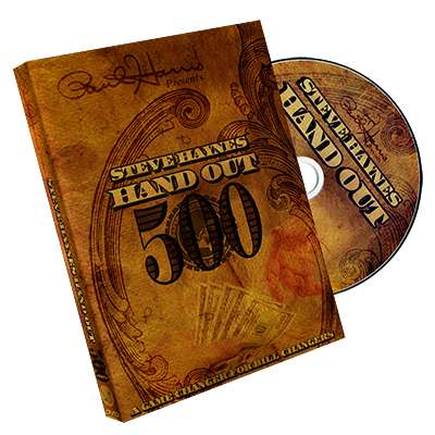 Hand Out 500 Trick (DVD569)
