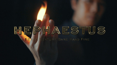 Hephaestus by Bond Lee and ZF Magic (4803)