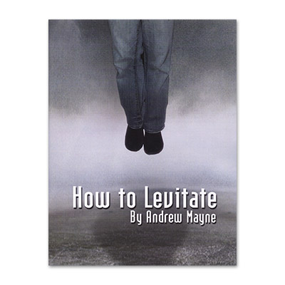 How to Levitate Book (B0197)
