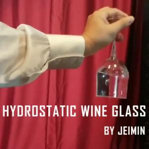 Hydrostatic Wine Glass Deluxe by Jei-Min Lee (4975-Y5)