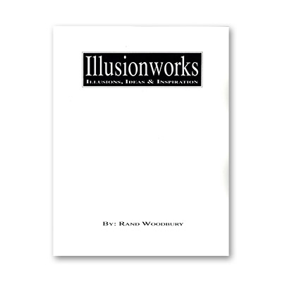 Illusion Works 1 by Rand Woodbury Boek (B0268)