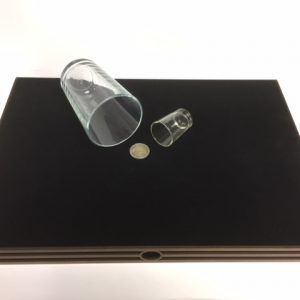 Coin Flight Tray & Close Up Table Deluxe (4491)