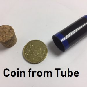 Coin from Tube 50 eurocent & Online Video (4579)