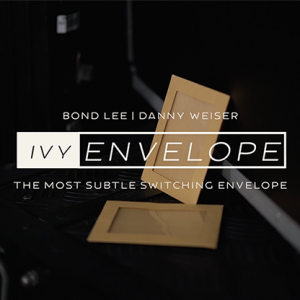 Ivy Envelope by Danny Weiser and Magiclism Store (4740)