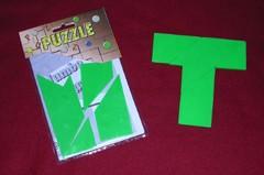 Jumbo T Puzzle (2079)