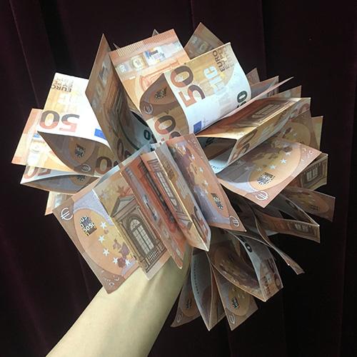 Klapbankbiljetten 50 Euro (2196)