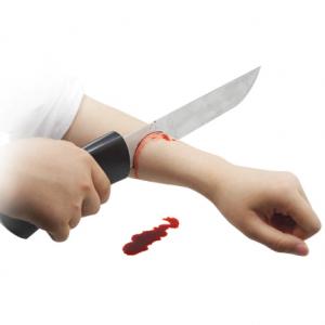 Knife Thru Arm (2006)