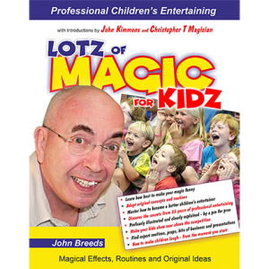 Lotz of Magic for Kidz by John Breeds Boek (B0344)