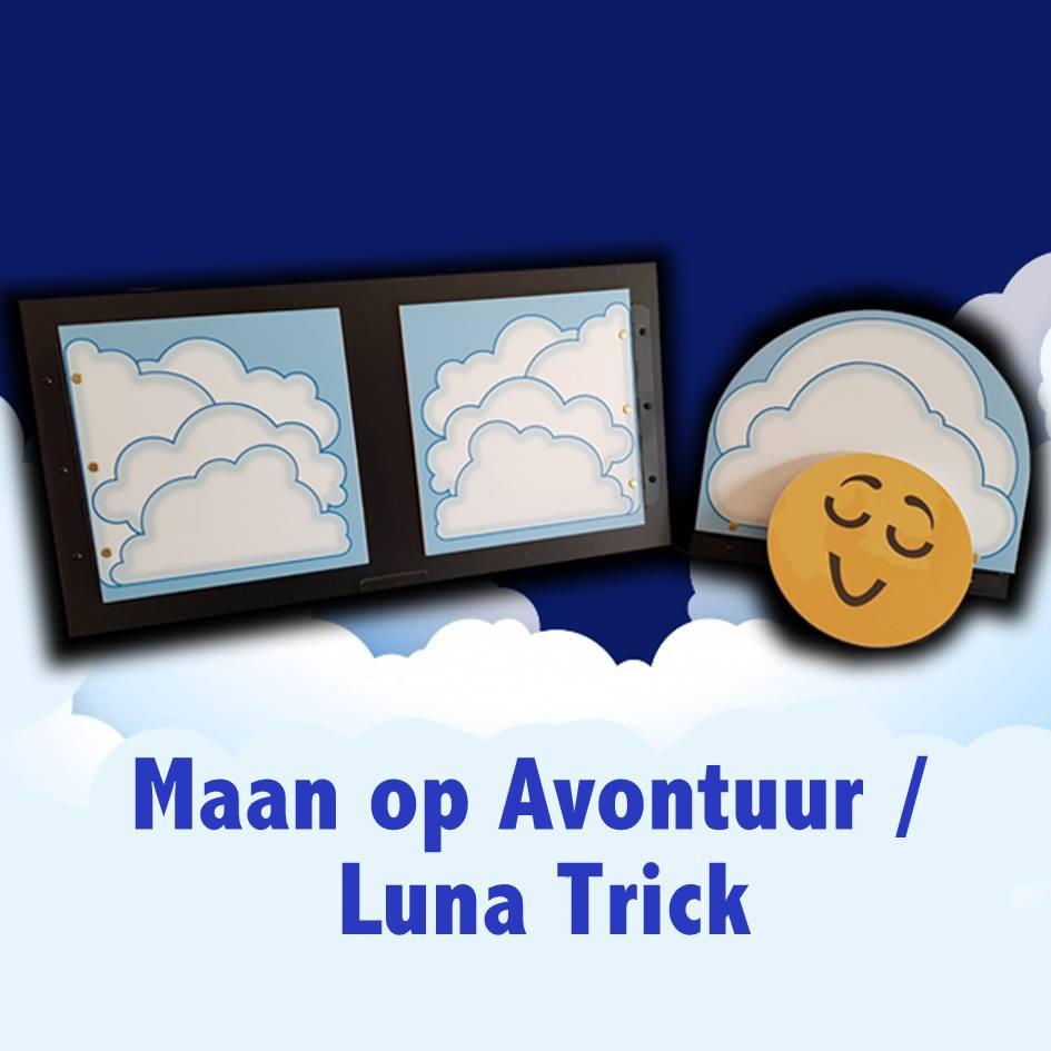 Maan op Avontuur Groot /  Luna Trick (4250-Z6)