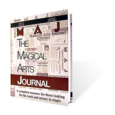 Magical Arts Journal Boek (B0200)